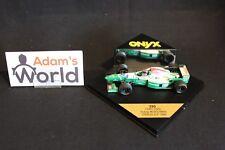 Onyx Forti Ford FG03 1996 1:43 #23 Andrea Montermini (ITA) Spanish GP (MM1)