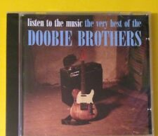 Doobie Brothers Very Best Of CD NEW SEALED Listen To The Music/Long Train Runnin