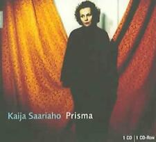 SAARIAHO: PRISMA, PRIVATE GARDENS / UPSHAW, HOITENGA, ET AL NEW CD