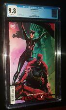 BATMAN #78 Variant Cover Yotv 2019 DC Comics CGC 9.8 NM/MT White Pages