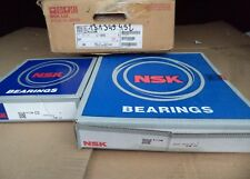 NJ230 M NSK Cylindrical Roller Bearings 150x270x45mm