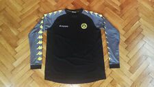 Borussia Dortmund Soccer Jersey Football BVB Germany Shirt Kappa Training Trikot