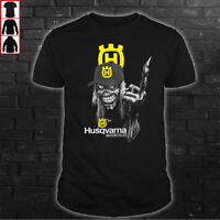 Husqvarna Men's US T-Shirt Top Gift