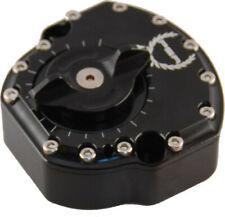 Powerstands Racing Steering Damper Black 03-00856-22 581-3856BK