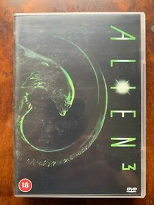 Alien 3 DVD 1992 Sci-Fi Horror Movie Classic with Sigourney Weaver