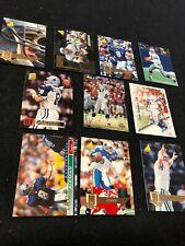 New listing (10) TROY AIKMAN -- Different Card Lot -- player & insert -- COWBOYS QB HOFer