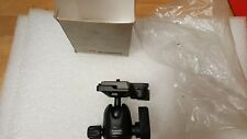 Manfrotto 494 Mini Ball Head with RC2 Quick Release Plate