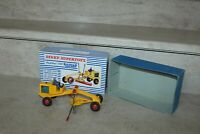 Authentique dinky supertoys profileur 100 richier boite (n°886) france meccano