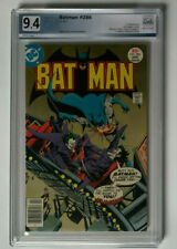 BATMAN #286  |  PGX 9.4  |  White pages  |  DC 1977  |  Letter from Fred Hembeck