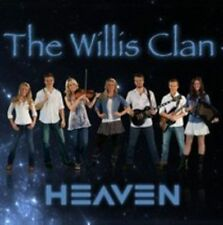 Heaven [Digipak] * by The Willis Clan (CD, May-2015, Willis Clan Records) Like N