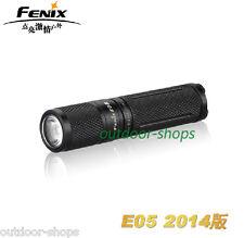Fenix E05 2014 Edition Cree XP-E2 LED Flashlight 3 Mode 85 Lumens