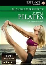 Michelle Merrifield's Power Pilates Advanced (DVD) REGION FREE - NEW - FREE POST