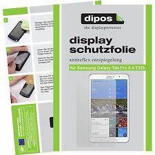 2x Samsung Galaxy Tab Pro 8.4 T325 Protector de Pantalla protectores mate