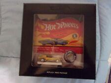 Hot Wheels RLC Original 16 Custom Mustang Black Box # 563/3000