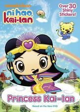 Princess Kai-Lan (Ni Hao, Kai-lan) (Hologramatic Sticker Book) - Good - Golden B