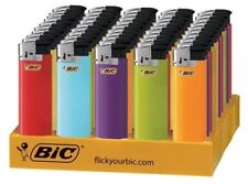 Push Button Ignition Classic Push Button Electronic Lighter - Case of 50 by BIC