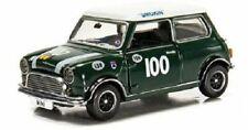 TINY City Mini Cooper Racing #100 Diecast Toy Car Model Hong Kong