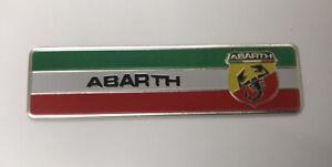 Scorpion Shield For Car Heat-Resistant Aluminium Badge Decal For Fiat Abarth #1