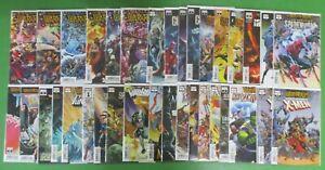 War of The Realms #1-6 Thor #10-14 Tie Ins Minis Run Lot 35 Comics Marvel