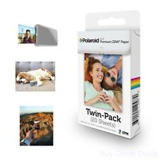 20 Sheets Zink Photo Paper Film Cameras 2x3in Instant Printer Snap Z230