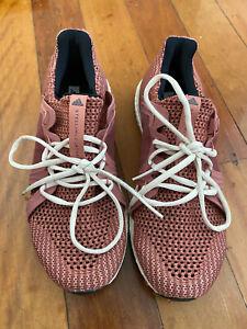 Adidas Stella McCartney Ultra Boost Pink Brown Sneakers US Size9 - Thread Undone