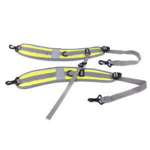 Replacement Backpack Shoulder Straps Adjustable Backpack Shoulder Bag Straps KV