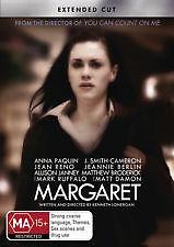 EX RENTAL MARGERET DVD GUARANTEED ANNA PAQUIN MATT DAMON DRAMA SEX SCENES REG 4