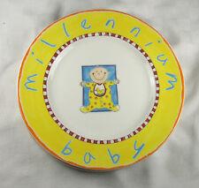 "Royal Doulton Millenium Baby FOUR 8"" Salad Plates - Great condition"