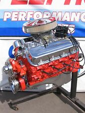 CHEVROLET 454 / 450 HP HIGH PERFORMANCE TURN-KEY CRATE ENGINE / CHEVY