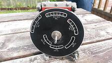 WW2  BC-348-R receiver original Band selector / mechanical tuning unit