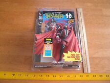 SPAWN #1 comic and Action Figure MacFarlane NIB clean and clear 1994 ORIGINAL