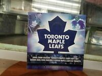 Canada 2005/2006 Season Toronto Maple Leaf Coloured  25 Cent Coins Set Id#ac966.