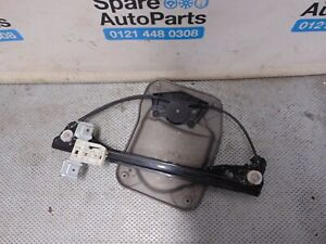FORD C MAX 2010-14, N/S PASSENGER FRONT WINDOW REGULATOR WITH MOTOR