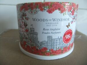 Nice gift pot of True Rose dusting powder.98% Natural  ingredients.