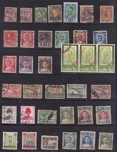 stamps   Thailand 4