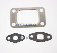 Turbo T3 4 Bolt Gaskets Sainless Steel Turbocharger Inlet Exhaust T3 Gasket