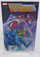 The New Defenders Vol 1 Beast Moondragon Marvel Comics New TPB Trade Paperback