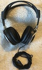 Sony MDR-XD200 Stereo Proffesional Headphones, Silver And Black Exc Cond