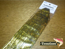 Hedron Flashabou Gold - Streamer Fly Tying Flash Materials