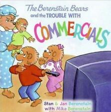 Lot of 2 ~ The Berenstain Bears and the Trouble with Commercials (2007) Books