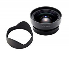 RICOH GR for wide conversion lens GW  21mm rubber hood included With Tracking