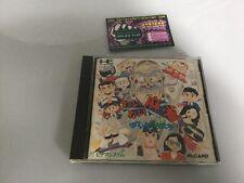 Wai Wai Mahjong Yukai Na Jantomi Tachi Pc Engine JP Japan W/ Manual Good Cond