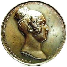 Napoli-Due Sicilie (Maria Luisa di Borbone) Medaglia 1850