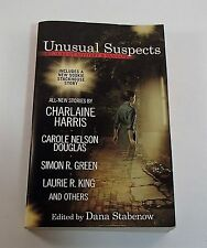 Unusual Suspects : Stories of Mystery & Fantasy 1st edtion 2008