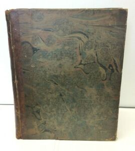 MEDICAL BOTANY Rare Antique Book 3rd Volume WILLIAM WOODVVILLE 1st EDITION 1793