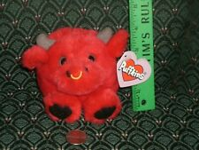 PUFFKINS * BRUNO * Red BULL * DOB 2/17/98 * NEW * RARE * Swibco