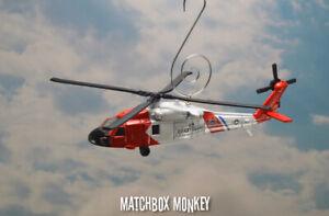 Sikorsky HH-60J Jayhawk US Coast Guard Helicopter Heli Custom Christmas Ornament