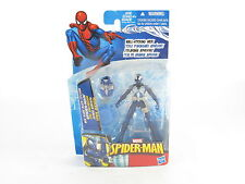 "Marvel Universe Spider-man Web Blade Black Costumer, 4"" Figure MOSC New Rare"