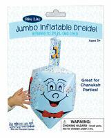 Large Inflatable Chanukah Dreidel - Hanukkah Gift - Jewish Holiday