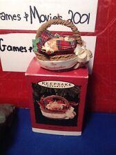 "1994 Hallmark  ""For Grandmother*   Keepsake Ornament With Love 1994"